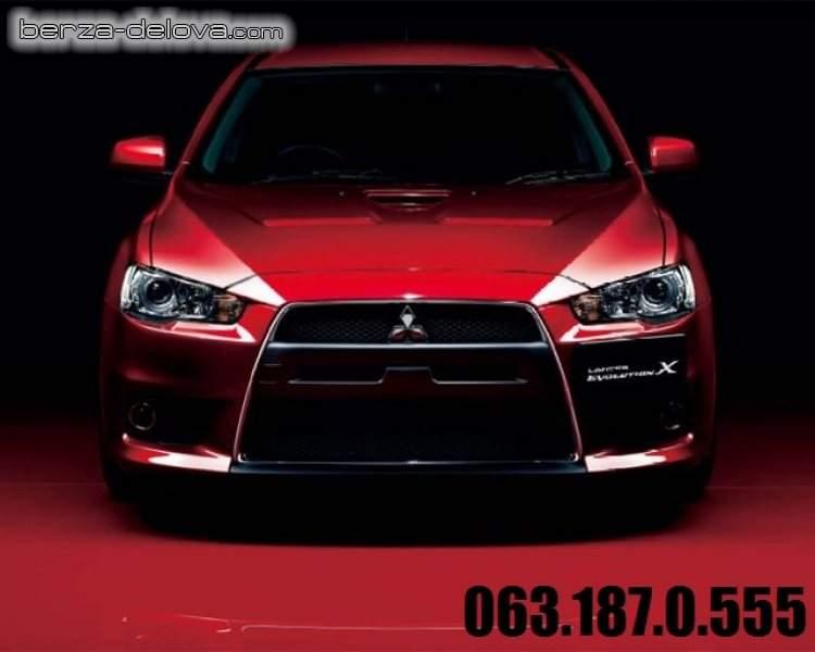 Mitsubishi delovi