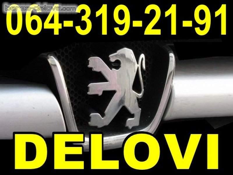 RATKAPNE Pezo DELOVI Peugeot