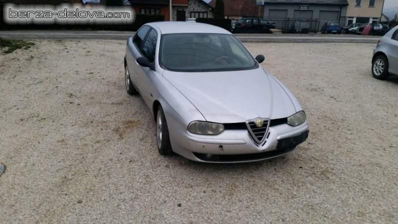 Alfa 156 DELOVI