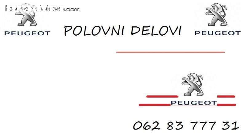 PEUGEOT -pezo- DELOVI