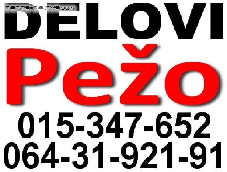DELOVI Pezo 106 206 306 307 406 407 607 807 Partner