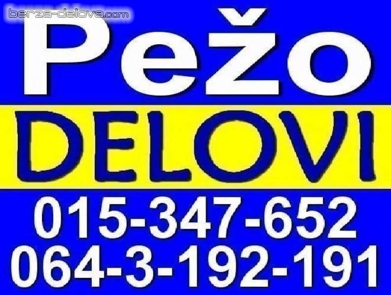 DELOVI Pezo 106 205 206 305 306 307 309 405 406 407 505 605