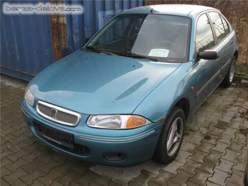 Rover200, 25,     220D, 214, 216,     ZR, 45, 75, 400