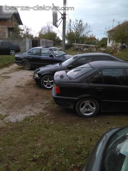 BMW E36 DELOVI