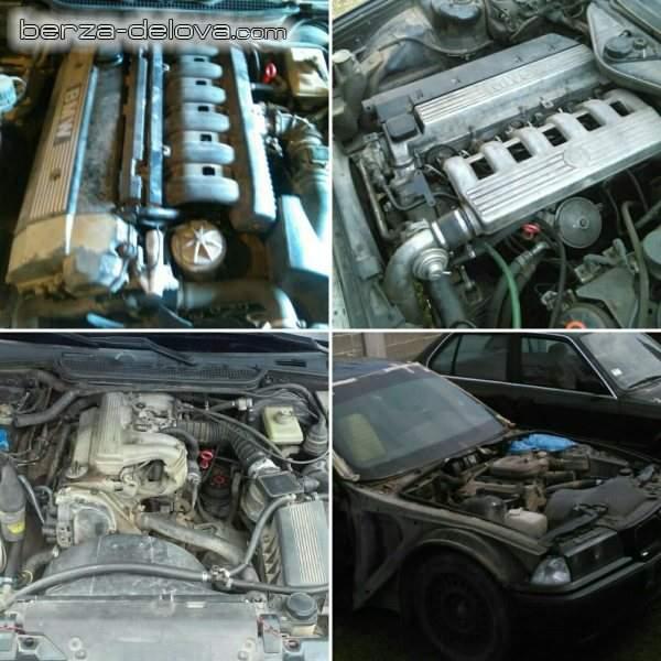 BMW e36 motori-limarija