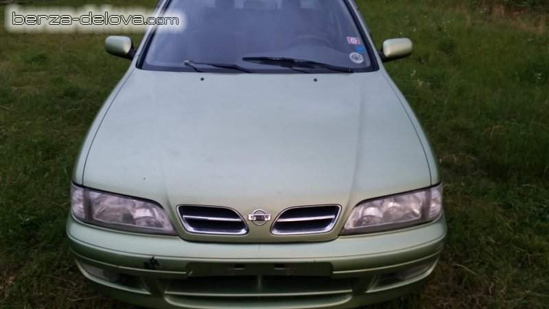 Nissan primer karoseriija