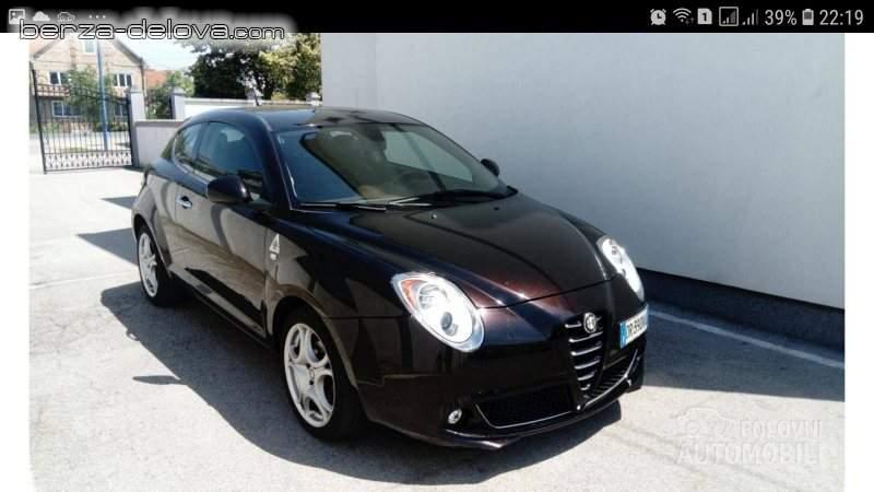 Alfa Romeo MITO polovni delovi