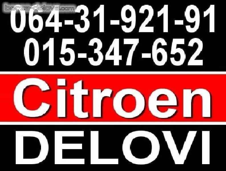 Citroen C1 C2 C3 C4 C5 C6 C8 Saxo Xsara Picasso Berlingo