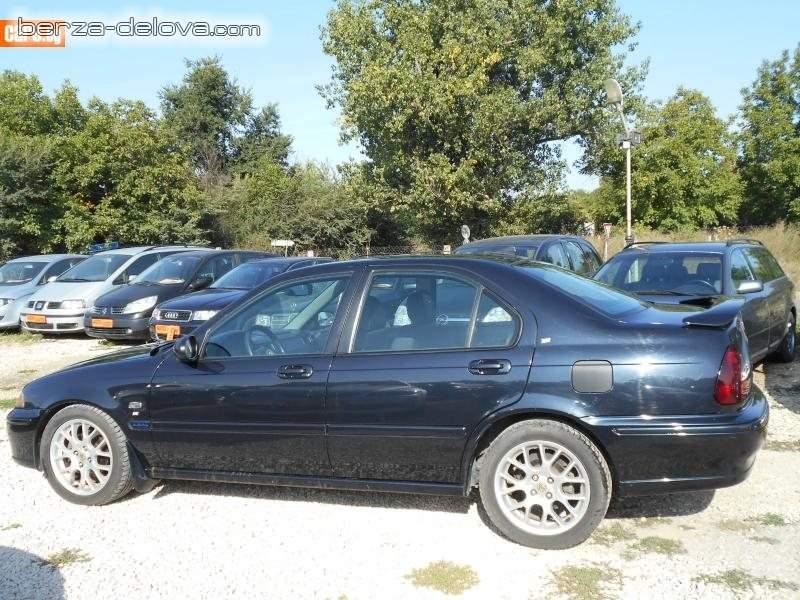 Rover45, 25, 75,         MGZS, ZR, ZT,     polovni delovi