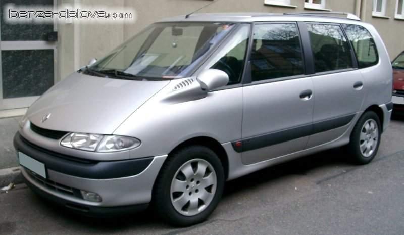 Renault Laguna  Espace Megane
