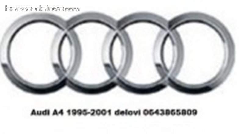 polovni delovi za Audi A4 i Audi A3