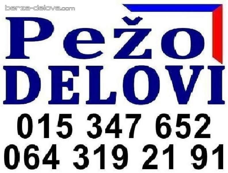 Pežo 106 206 306 307 405 406 407 607 806 807 Partner Peugeot