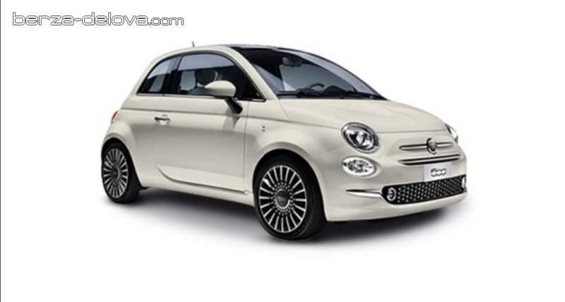 Fiat 500 i Abarth
