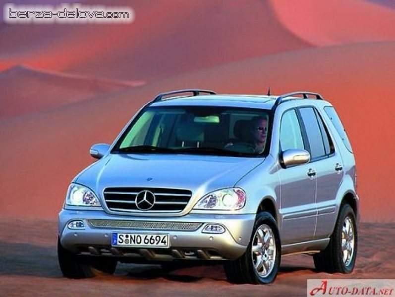 Mercedes ML klasa