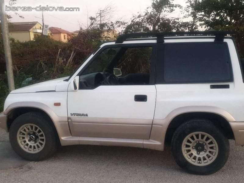 Suzuki VITARA Polovni delovi