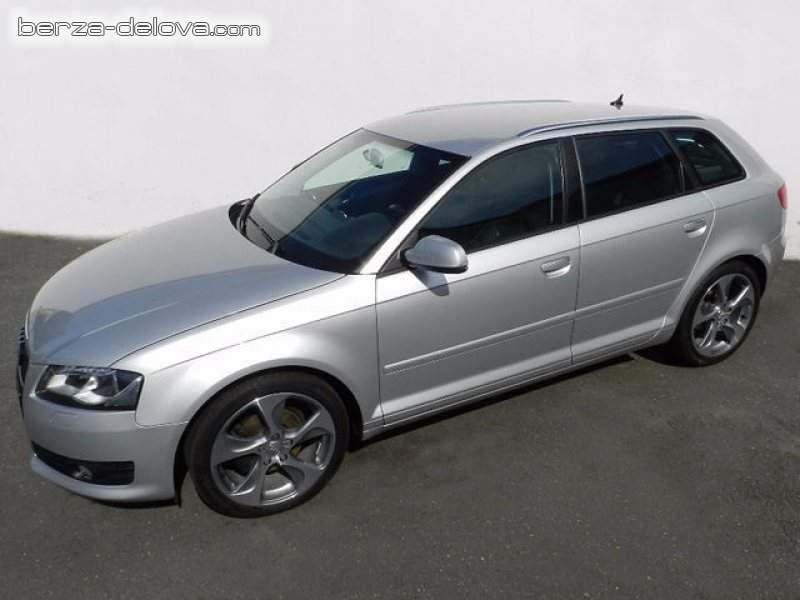 Audi A3    PolovniDelovi    0612444709