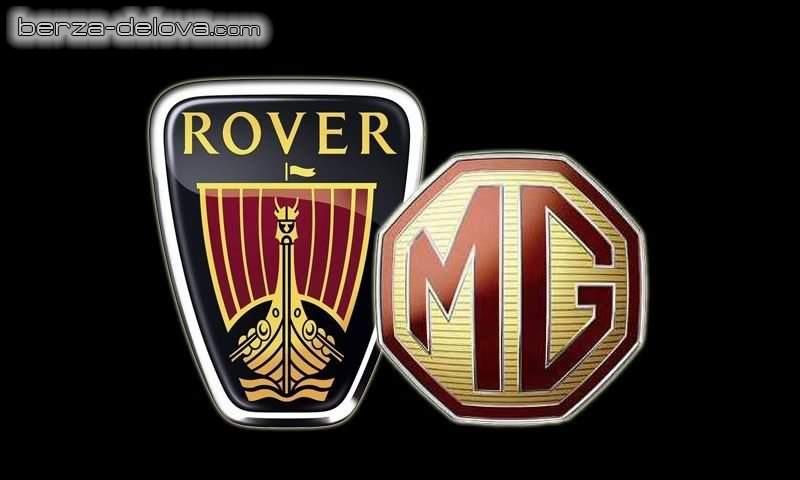 MG Rover LandRover  polovni delovi