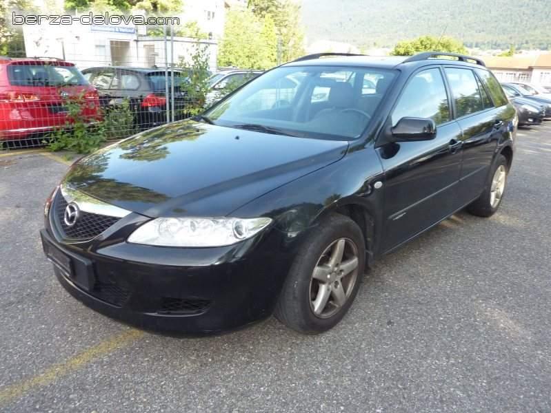 Mazda 6 Delovi