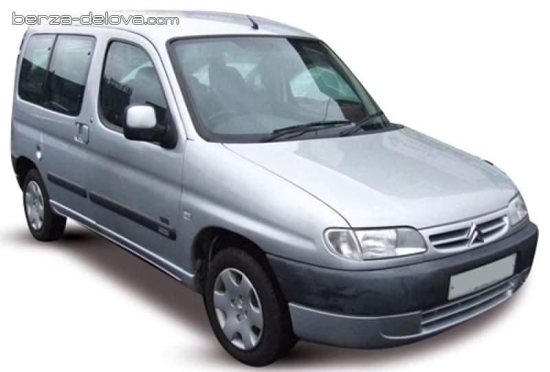 Delovi za Peugeot partner,  Citroen berlingo