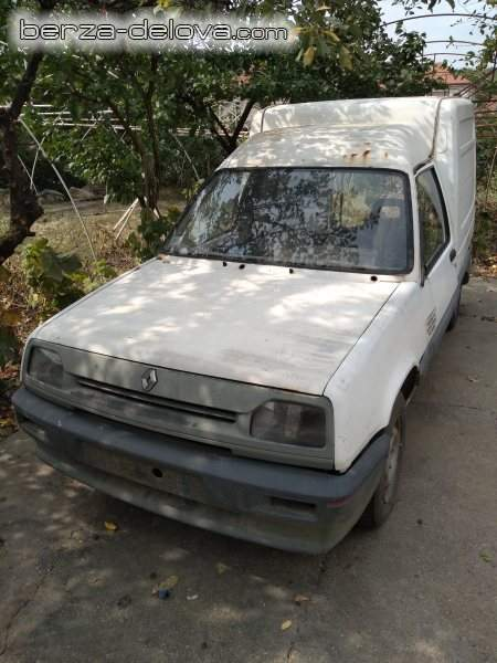 Renault 5 Ekspres Rapid delovi