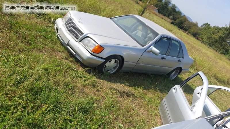 W140, W220,    W221, S320    polovni delovi
