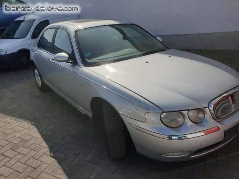 Rover75, 25, 45   200, 400, 600   MGZT, ZR, ZS