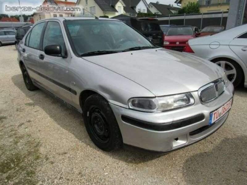Rover400, 45,      200, 25, 75,      MGZR, ZT, ZS