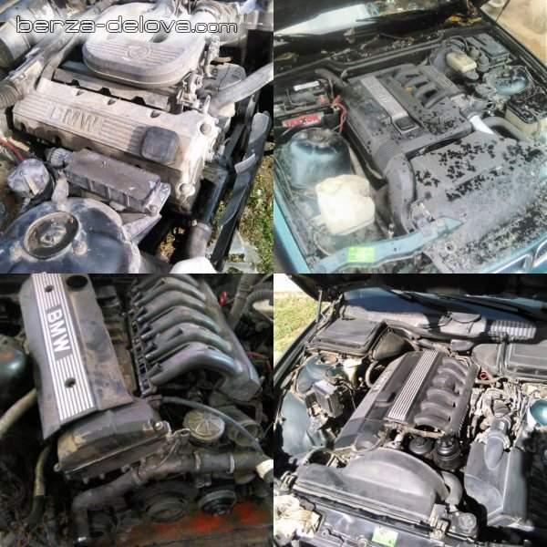 Bmw motori e34 e36 e39