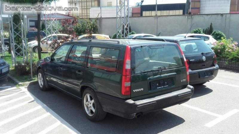 Volvo W delovi