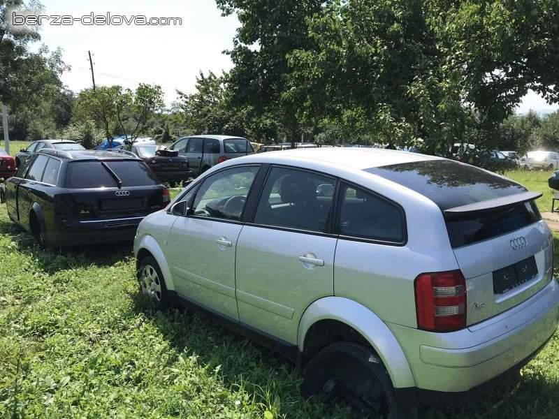 Audi A2,    A6, A4, A5, A3     VW, SEAT, Škoda