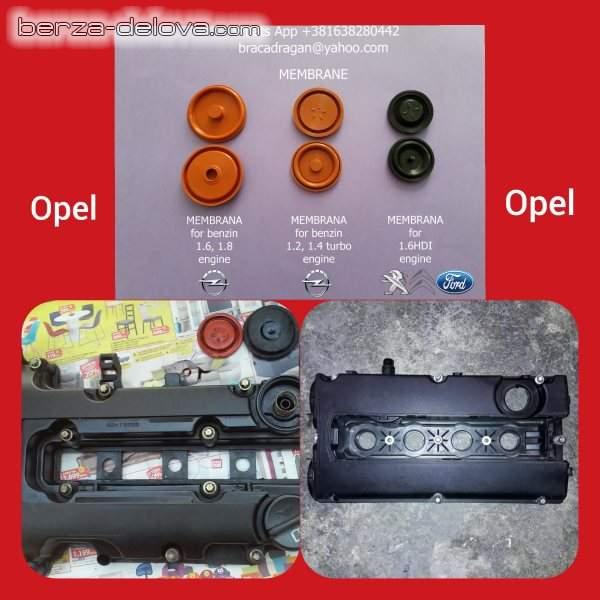 Opel membrane